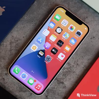 Mở hộp iPhone 12  vừa được ShopDunk mang về Việt Nam