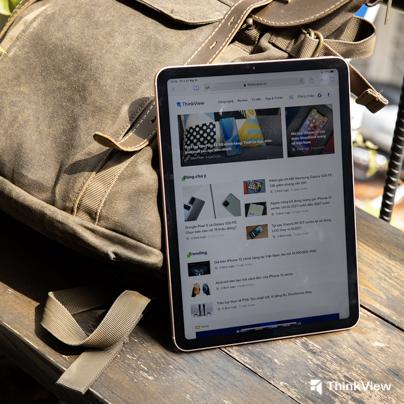 Đập hộp iPad Air 2020!