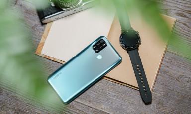 Realme C17: Thêm một smartphone giá rẻ cuối năm 2020