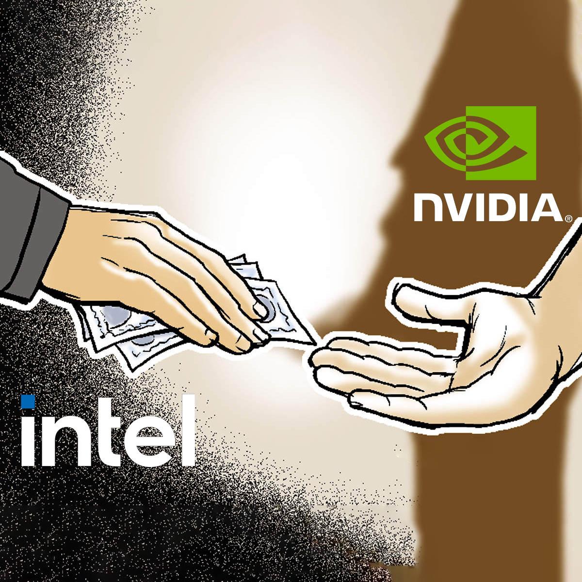 """Thực hư chuyện Intel và Nvidia """"đi đêm"""" trên những chiếc laptop gaming năm 2020?"""