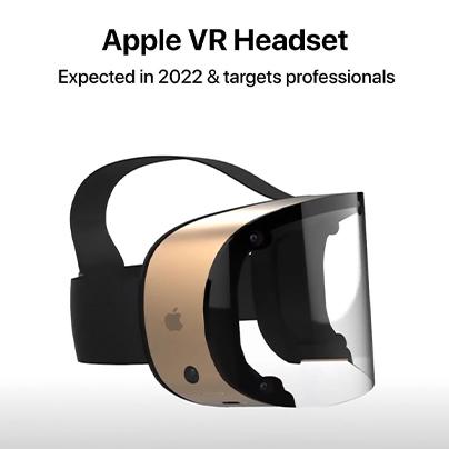 Tại sao Apple sản xuất kính VR?